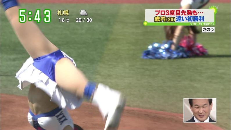 【放送事故画像】テレビで大開脚!その結果股間を激写される女達www 06