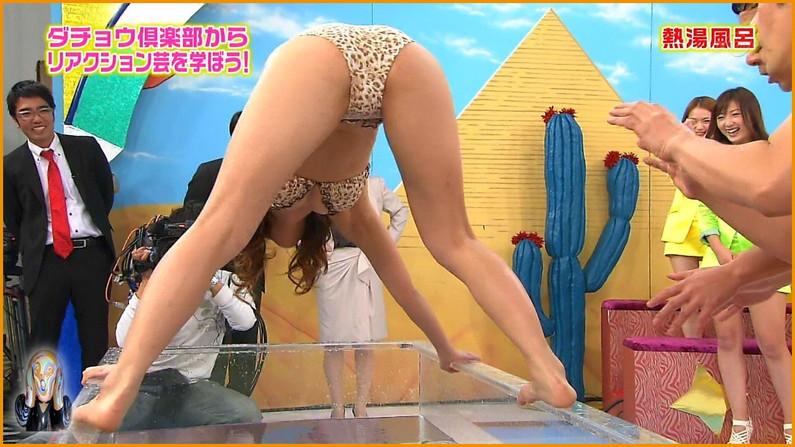 【放送事故画像】テレビで大開脚!その結果股間を激写される女達www 24
