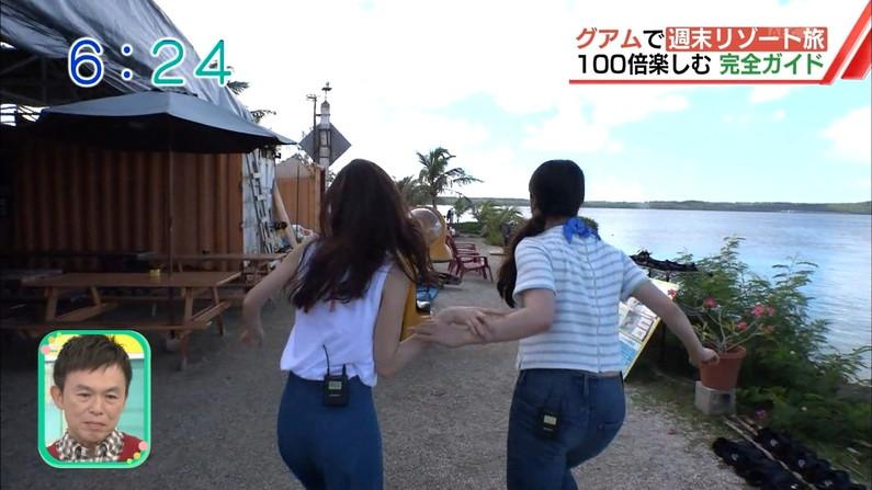 【放送事故画像】こんなお尻見てたら思わずズボンやら水着をズリ下げたくならん?ww 05