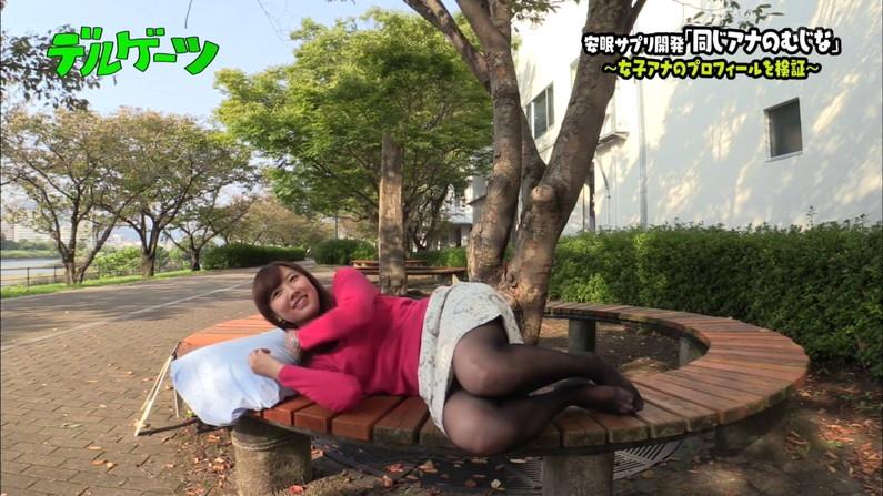 【放送事故画像】ちょっとだけよ~!ムチムチ太もも露出さして男を虜にする女性タレント達ww 04