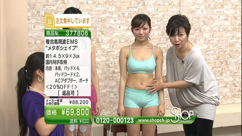 【放送事故画像】やっぱりくびれのある女の子ってセクシーでエロいよな!! 13