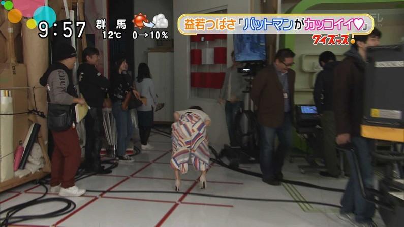 【放送事故画像】触りたい、揉みたい、擦り付けたいテレビに映ったお尻www 11
