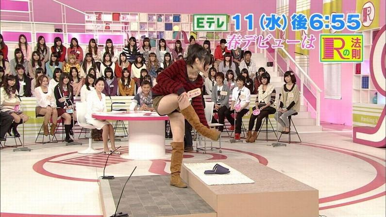 【放送事故画像】細い脚もいいけどやっぱりちょっとムチムチ感ある脚の方がエロいよなw 16