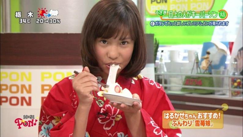 【擬似フェラ画像】ただ物を食べてるだけなのに何故かエロい目で見てしまうんだよなww 08