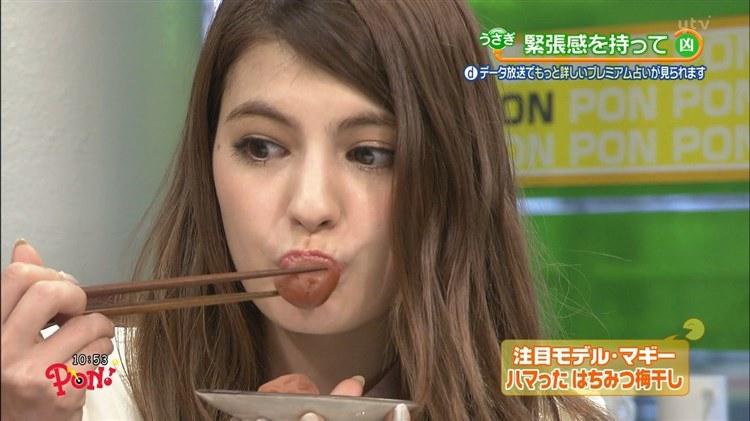【擬似フェラ画像】ただ物を食べてるだけなのに何故かエロい目で見てしまうんだよなww 19
