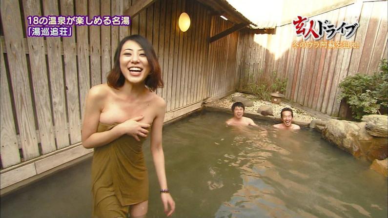 【放送事故画像】こんな女の人とお風呂入ったらいろんな意味で気持ちよくなっちゃいそうだなww 07
