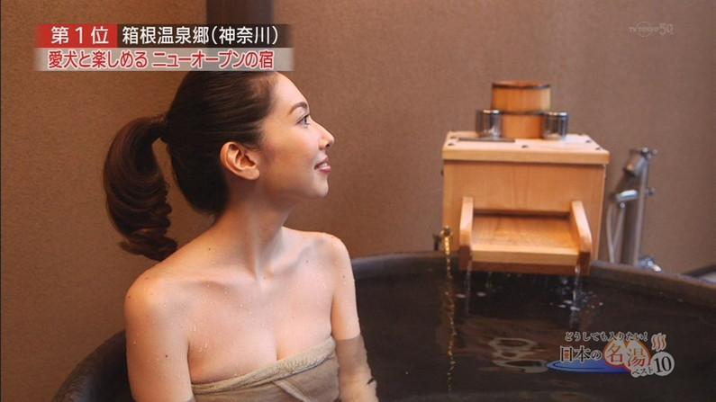 【放送事故画像】こんな女の人とお風呂入ったらいろんな意味で気持ちよくなっちゃいそうだなww 10