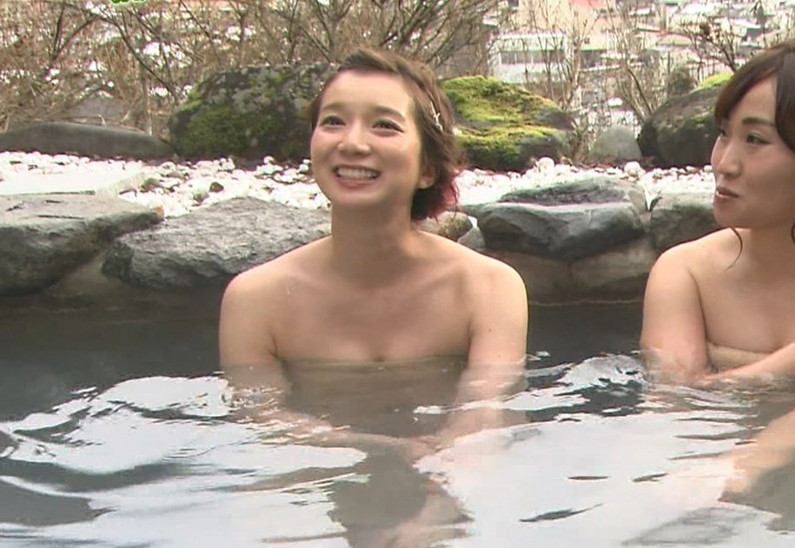 【放送事故画像】こんな女の人とお風呂入ったらいろんな意味で気持ちよくなっちゃいそうだなww 17
