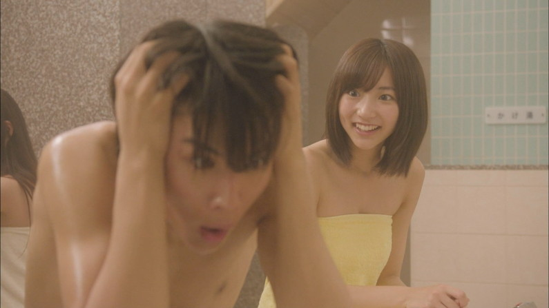 【放送事故画像】こんな女の人とお風呂入ったらいろんな意味で気持ちよくなっちゃいそうだなww 18