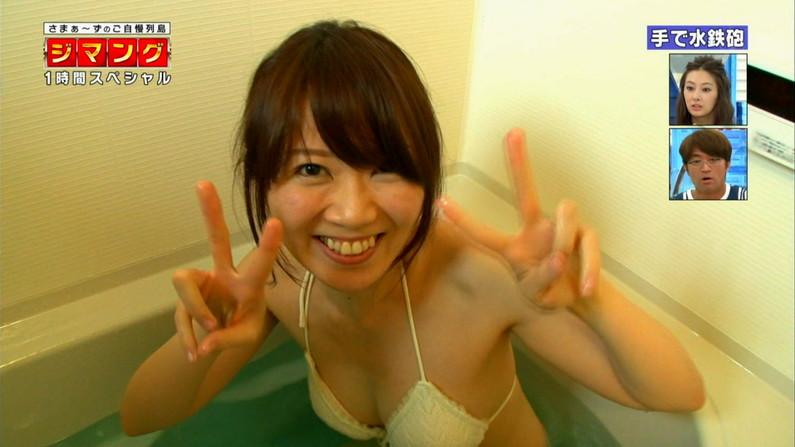 【放送事故画像】こんな女の人とお風呂入ったらいろんな意味で気持ちよくなっちゃいそうだなww 22