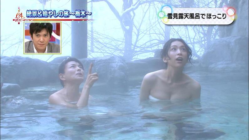【放送事故画像】こんな女の人とお風呂入ったらいろんな意味で気持ちよくなっちゃいそうだなww 23