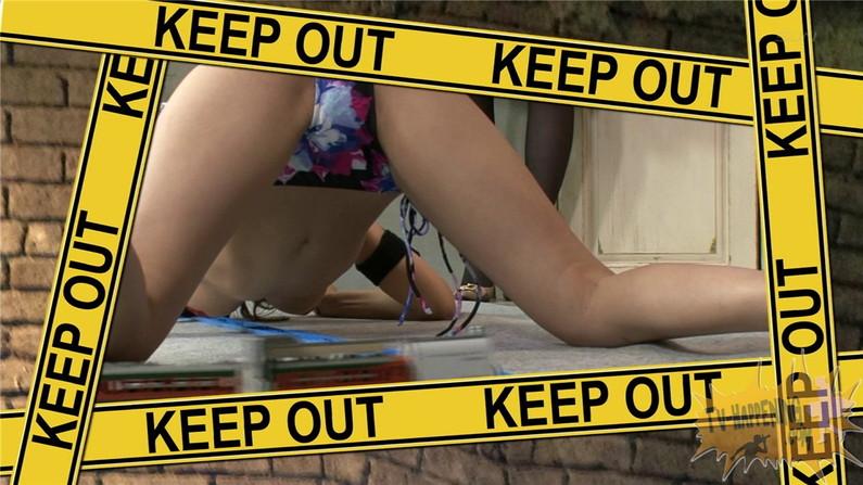 【お宝エロ画像】ケンコバノバコバコTVで「谷間へGO!」とかいう神企画がエロすぎてワロタw 03