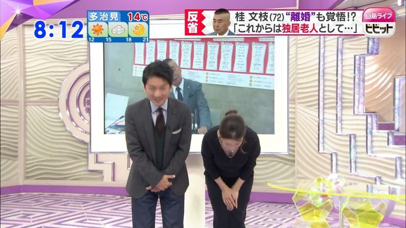 【放送事故画像】テレビに映る深い女の谷間に飛び込みたくなってくる画像www 20