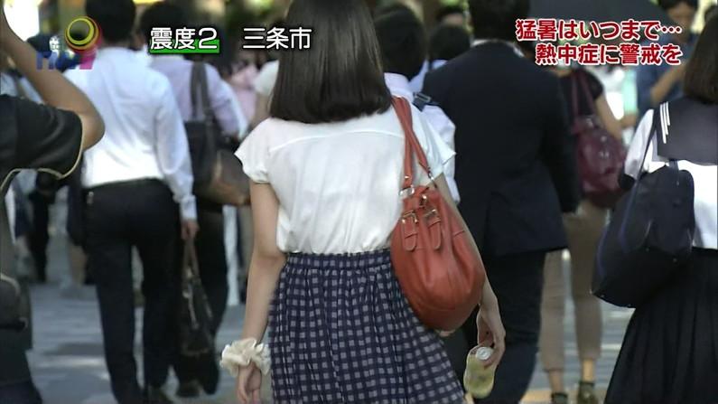 【放送事故画像】男を誘惑する透け透け画像!女子アナの透け透けタマランwww 05