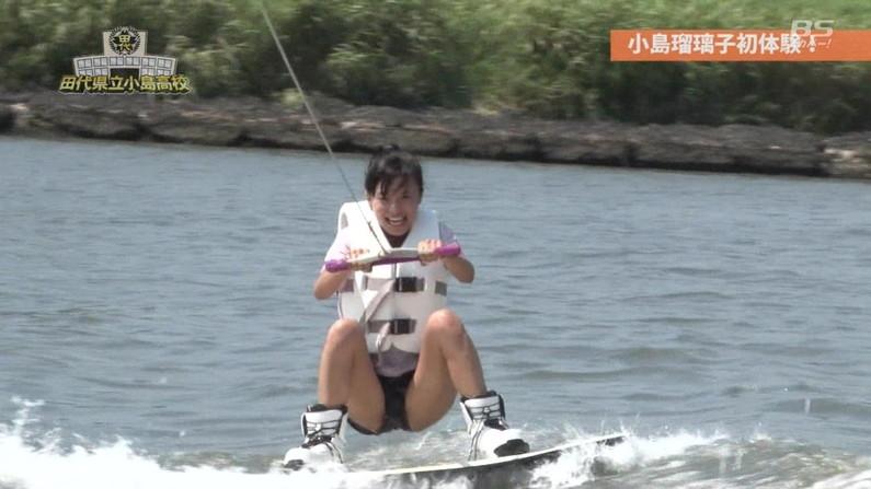 【放送事故画像】コジルリこと小島瑠璃子の超絶放送事故をまとめたったwww 11