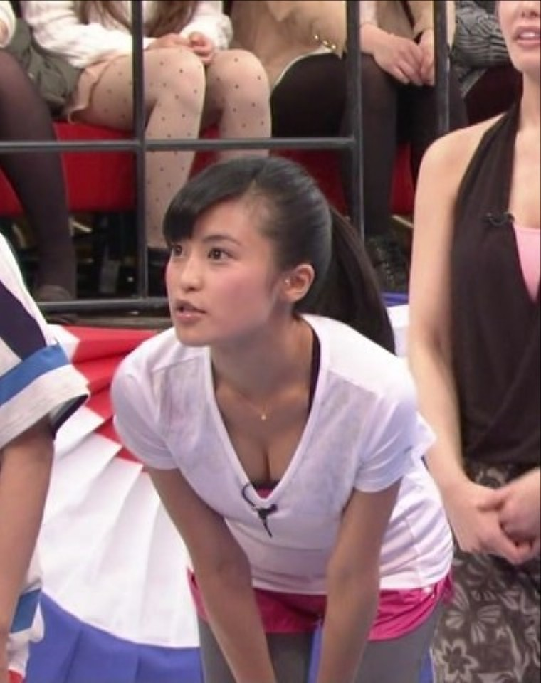 【放送事故画像】コジルリこと小島瑠璃子の超絶放送事故をまとめたったwww 13