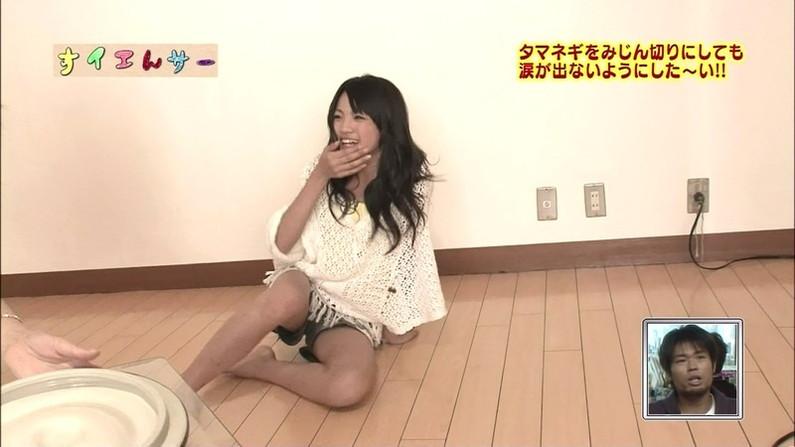 【放送事故画像】このムチムチでエロい足を舐め回したくならないかい?ww 14