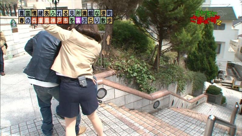 【放送事故画像】お尻が一番エロい女子アナは誰だ?wピタパンでパン線くっきりww 06