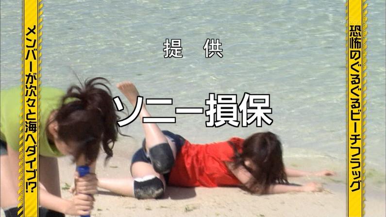【放送事故画像】これからも語り継がれていくであろう、テレビのパンチラシーンww 11