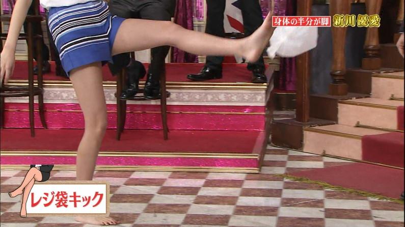 【放送事故画像】普段あまり見ることのできない女性タレントの足裏!臭そうだけど何か興奮するw 23