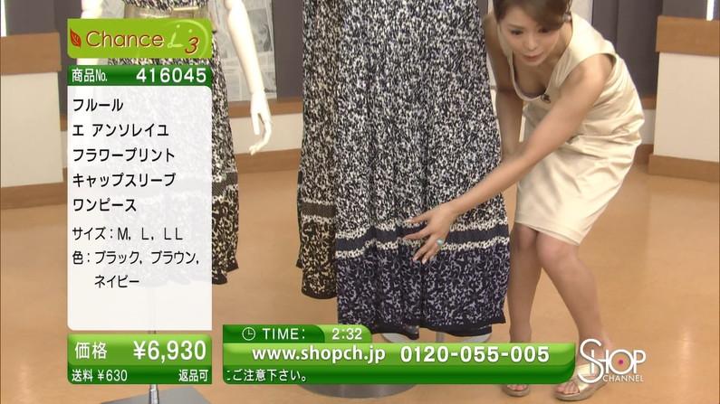 【放送事故画像】テレビに映る巨乳ちゃん達が前屈みになった結果www 22