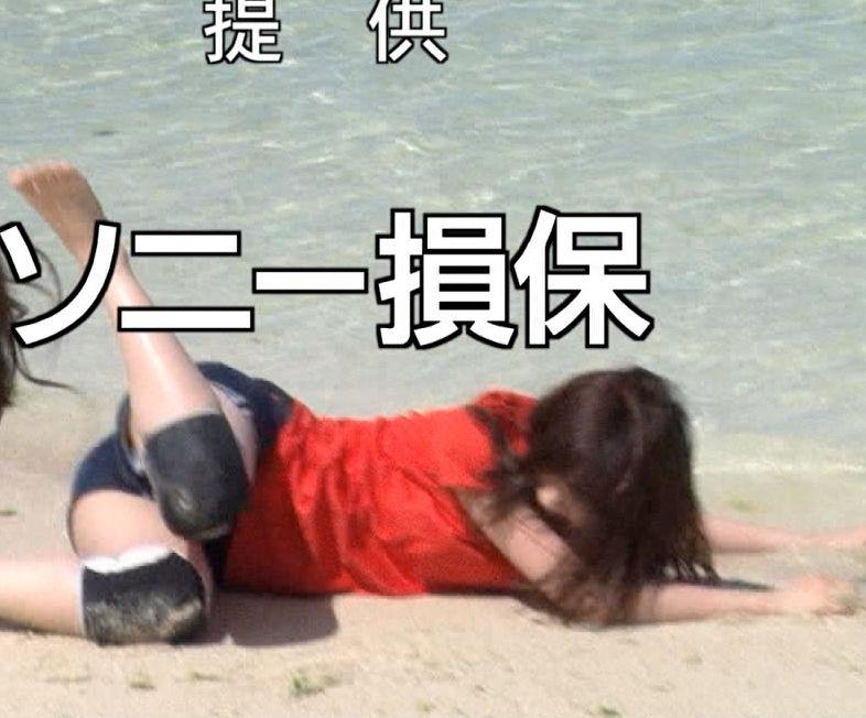 【放送事故画像】ミニスカ履いてチラチラ見せるタレント達のパンツの色当てようぜww 18