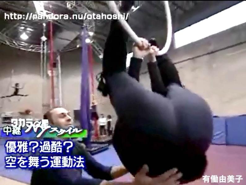 【放送事故画像】女子アナのピタパンお尻を見てたら勃起が収まらなくなってどぉしようもない件w 21
