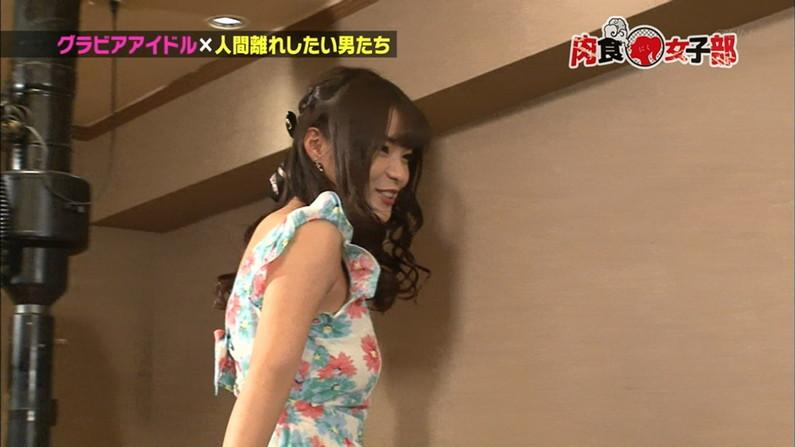 【放送事故画像】女子アナやタレント達がどんなブラジャー付けてるか気にならないかい?ww 20