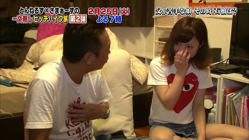 【放送事故画像】テレビに出てる女の子の脚ってなんでこんなにきれいでエロいんだ?w 10