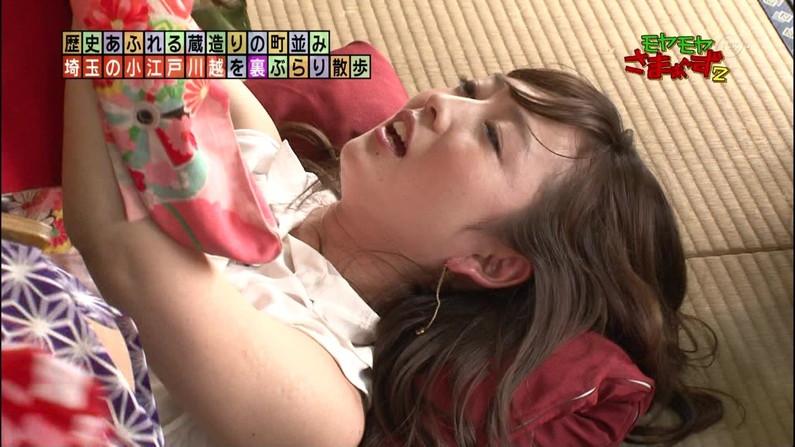 【放送事故画像】女子アナやアイドルが絶頂江尾迎えるとこうなるらしいwww 14