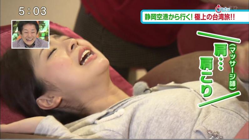 【放送事故画像】女子アナやアイドルが絶頂江尾迎えるとこうなるらしいwww 16