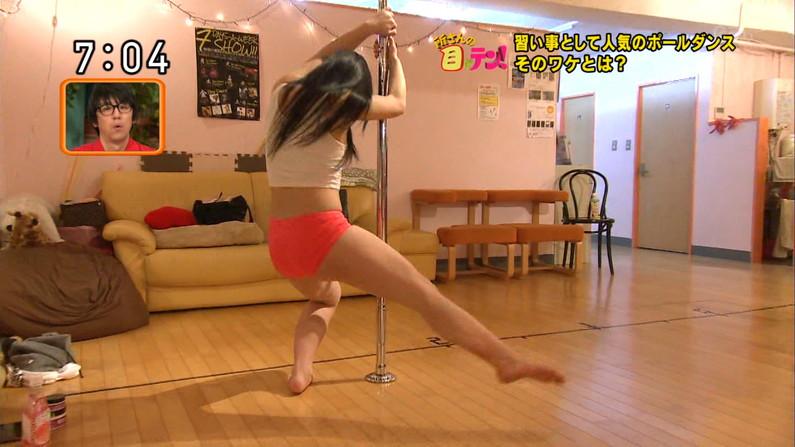 【放送事故画像】エロいお尻が盛りだくさん!女子アナからアイドルまでバックアングルがエロすぎるww 16