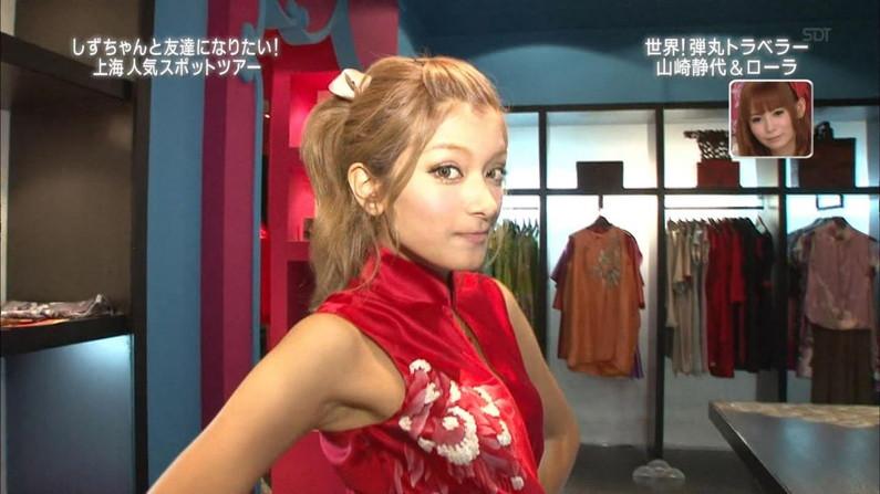 【放送事故画像】ローラ、シースルーから乳首が透けるハプニング!それでもOKwww(2016/4/5!画像大量追加!) 02