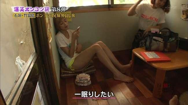 【放送事故画像】ローラ、シースルーから乳首が透けるハプニング!それでもOKwww(2016/4/5!画像大量追加!) 12