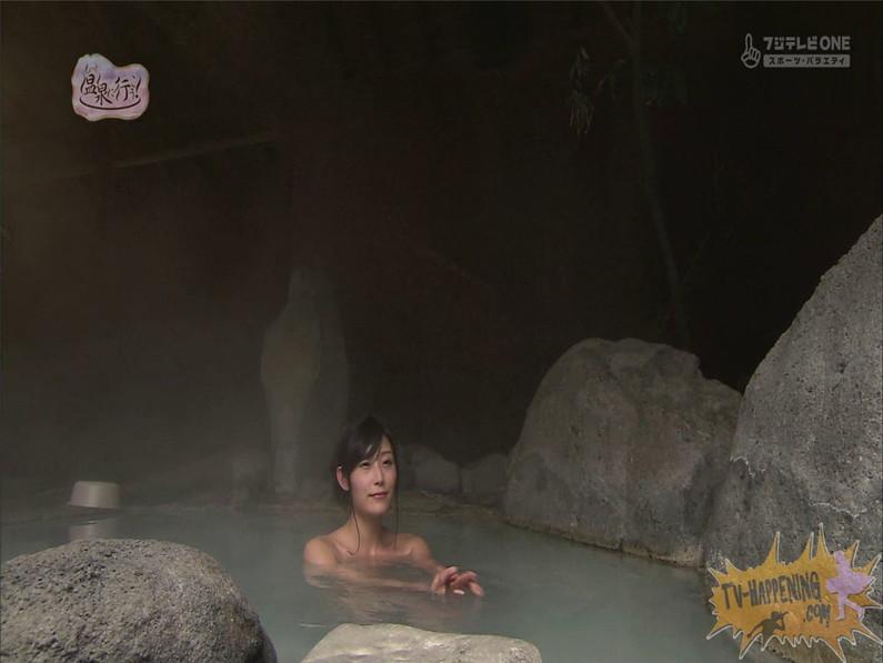 【お宝エロ画像】お尻アングルが絶妙なエロさを誇る番組もっと温泉に行こう! 64