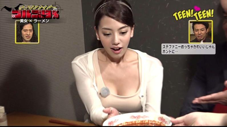 【放送事故画像】最近露出傾向の強い女性タレント達が見せたオッパイがやばいww 04