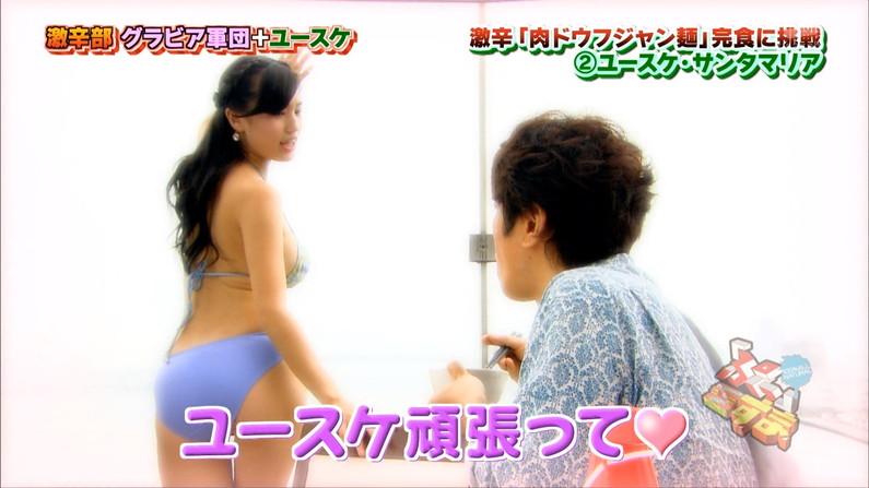 【放送事故画像】あのグラドル高崎聖子が枕営業バレてAVに!!遂にGカップが露わになるぞwww 12