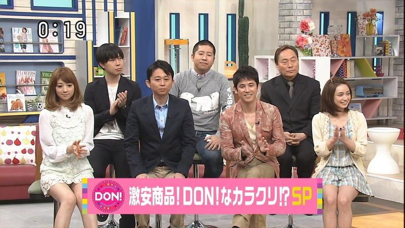 【放送事故画像】テレビでタレント達の見えてはいけない部分が見えた瞬間!!! 19
