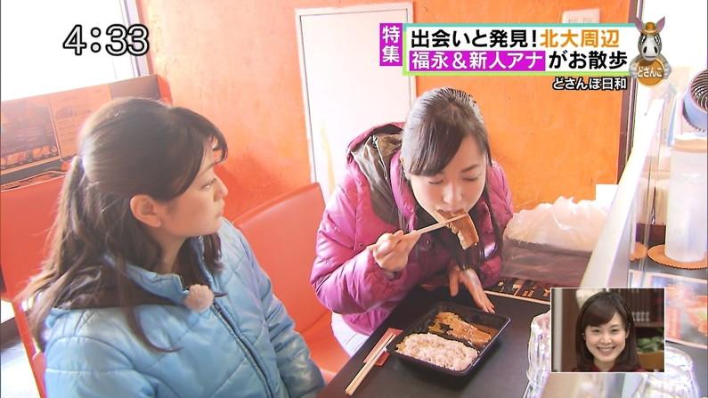 【擬似フェラ画像】食レポで料理の情報より自分のエロさを伝えてしまう女子アナ達の顔ww 14