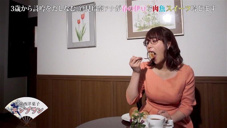 【擬似フェラ画像】食レポで料理の情報より自分のエロさを伝えてしまう女子アナ達の顔ww 15