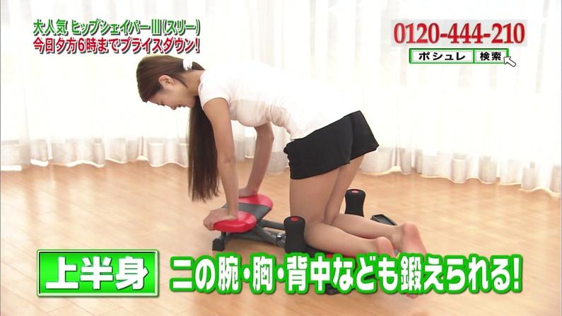【テレビキャプ画像】普段ほぼほぼ見る事の無い女性タレントの足の裏に興奮してしまったww 14