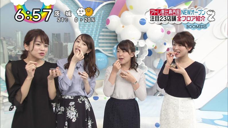 【擬似フェラ画像】エロい食べ方で視聴者を魅了するタレント達!この表情にも注目www 16