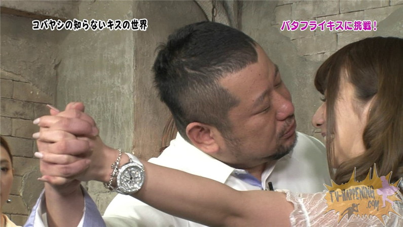 【お宝エロ画像】バコバコTV!巨乳ちゃんの乳輪まであと数センチww 20