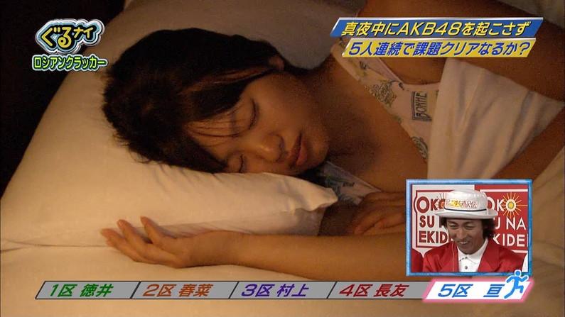 【寝顔キャプ画像】マジで襲いたくなるような可愛い寝顔のアイドル達!!