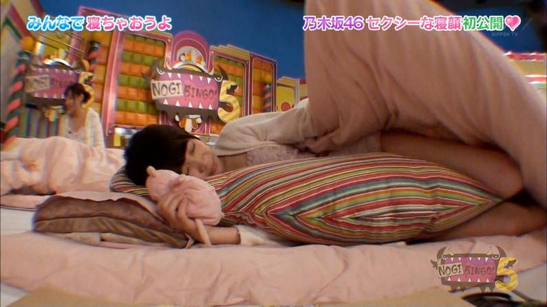 【寝顔キャプ画像】マジで襲いたくなるような可愛い寝顔のアイドル達!! 07