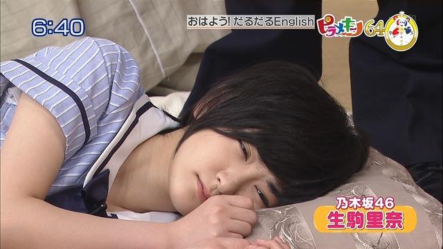 【寝顔キャプ画像】マジで襲いたくなるような可愛い寝顔のアイドル達!! 12