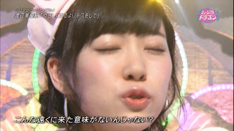 【キステレビキャプ画像】見てるだけで照れちゃう女子アナやタレント達のキス顔やキスシーンww 23