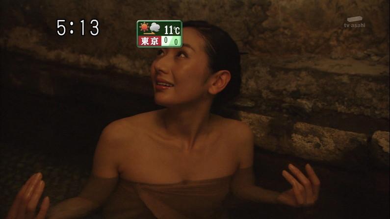 【入浴キャプ画像】温泉レポートとか言いながら半分はエロ目的じゃないか!ww 13