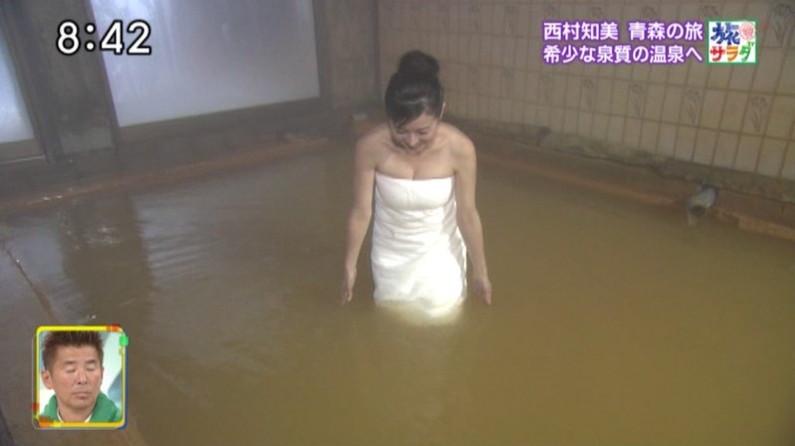 【入浴キャプ画像】温泉レポートとか言いながら半分はエロ目的じゃないか!ww 23