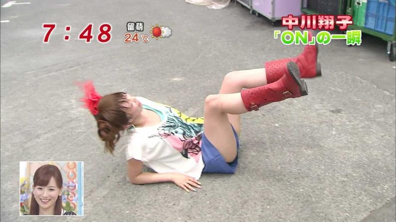 【太ももキャプ画像】誰もが羨ましがるタレント達の綺麗な足を吟味しようじゃないかw 18